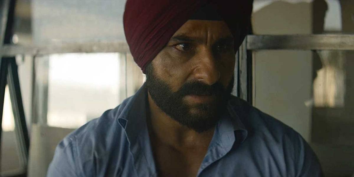 Saif Ali Khan - Sacred Games Season 02