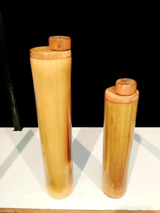 Bamboo Bottles