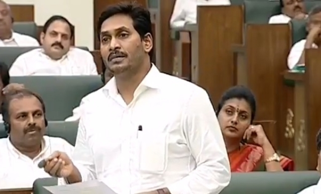 YSR congress chief