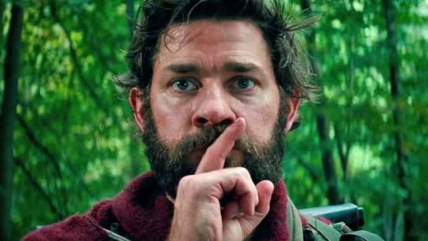 A still from 'A Quiet Place'