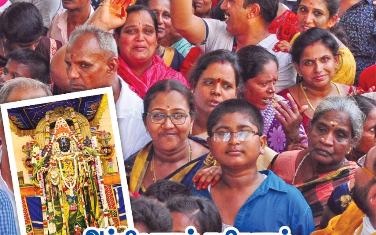 அத்திவரதர் வைபவத்தில் ரூ.1,000 கோடி 'வேட்டை'... சுருட்டல் நடந்தது எப்படி?