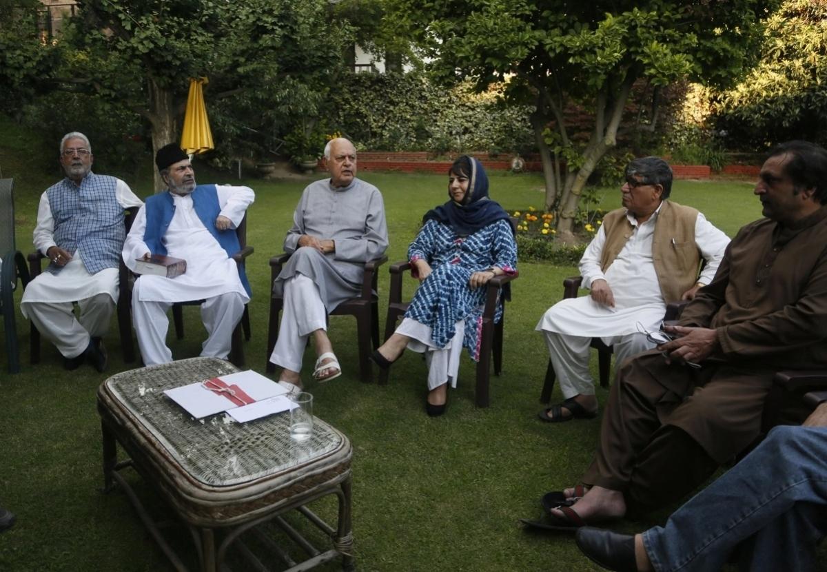காஷ்மீர் அரசியல் தலைவர்கள்