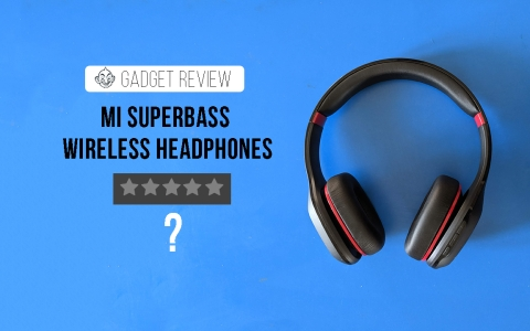 MI Superbass Wireless headphones