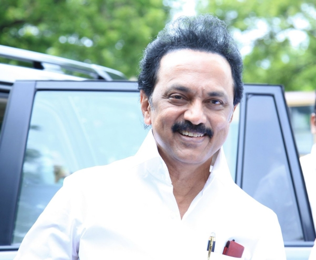 Dmk chief