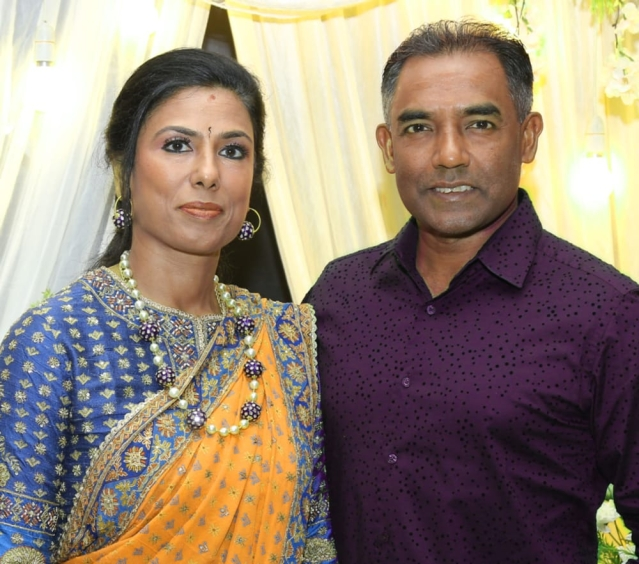 REETA AND LANKA LINGAM