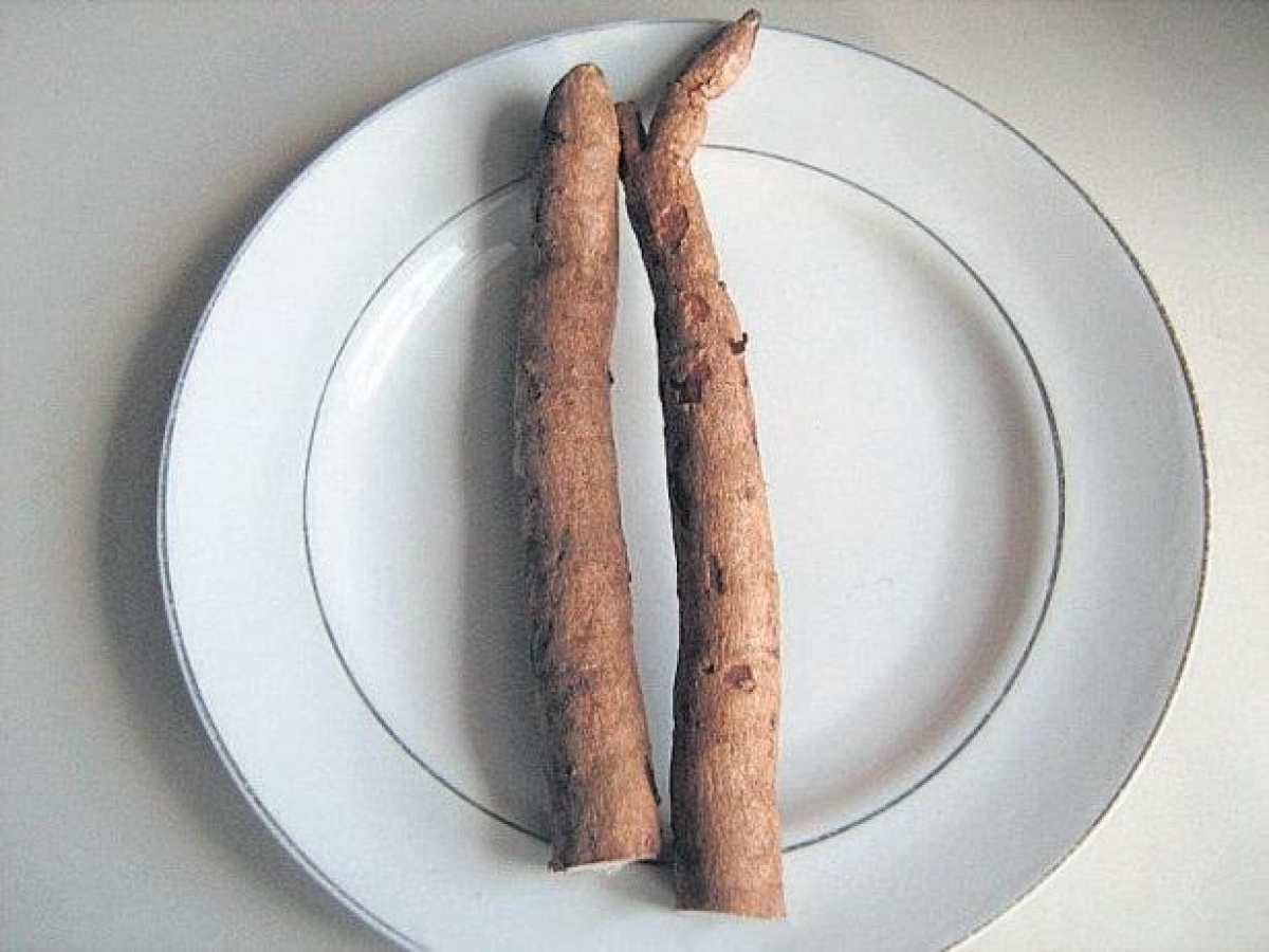 ரத்தசோகை, மஞ்சள்காமாலைக்கு மருந்தாகும் மாகாளிக் கிழங்கு...சுவையான ஊறுகாய் ரெசிபி #HealthyRecipe