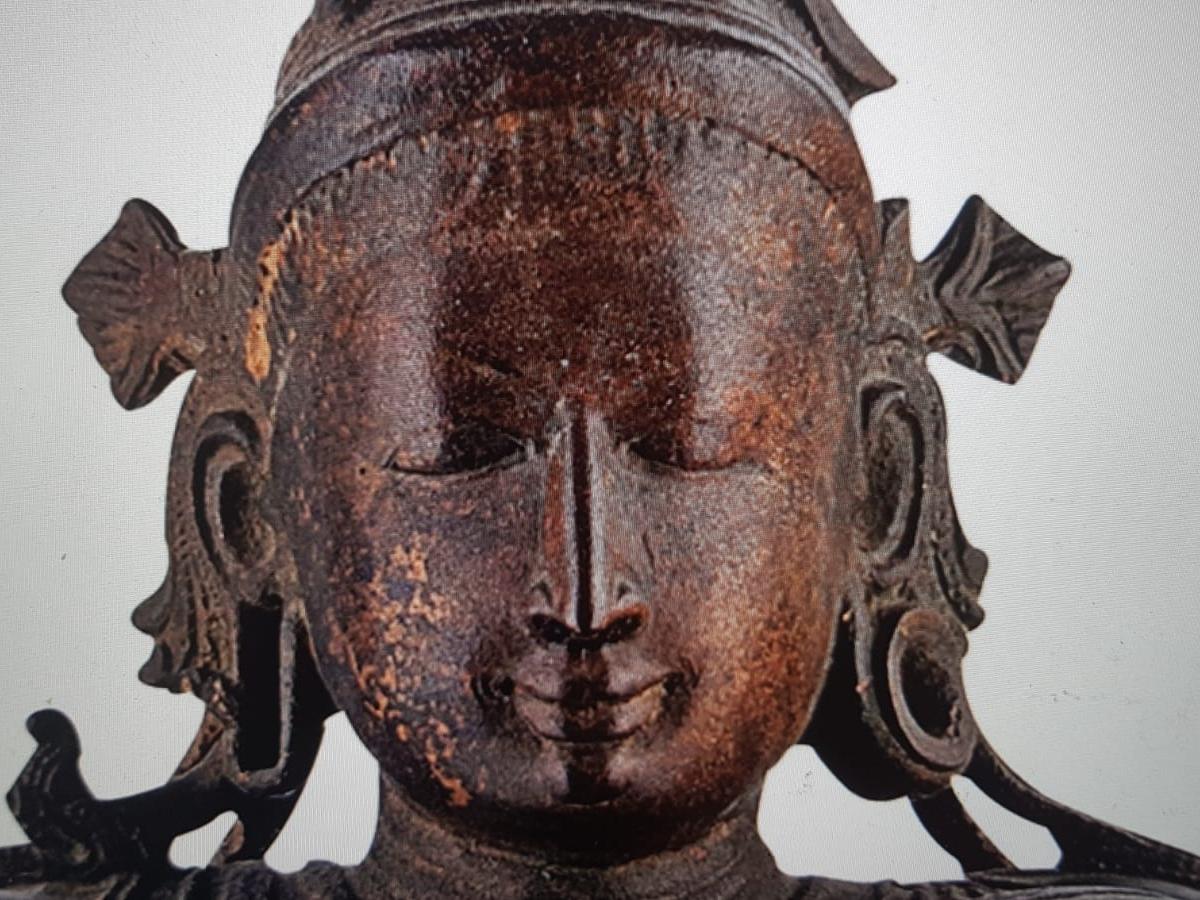 `முடிவுக்கு வந்தது 37 ஆண்டுகால தேடுதல்!' - சிட்னியில் இருந்து கல்லிடைக்குறிச்சி வரும் நடராஜர் சிலை