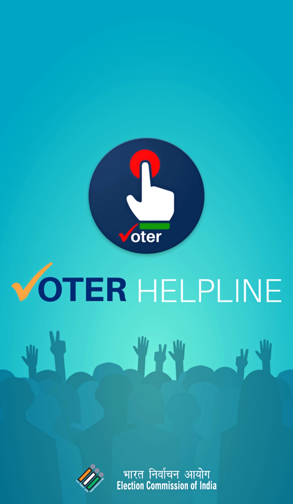 VOTER HELPLINE APP