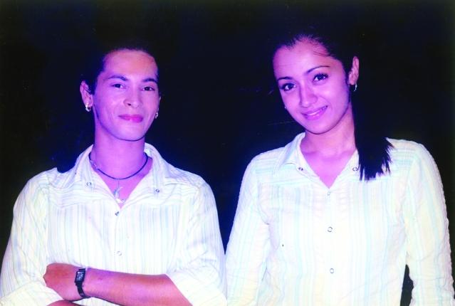 with Trisha