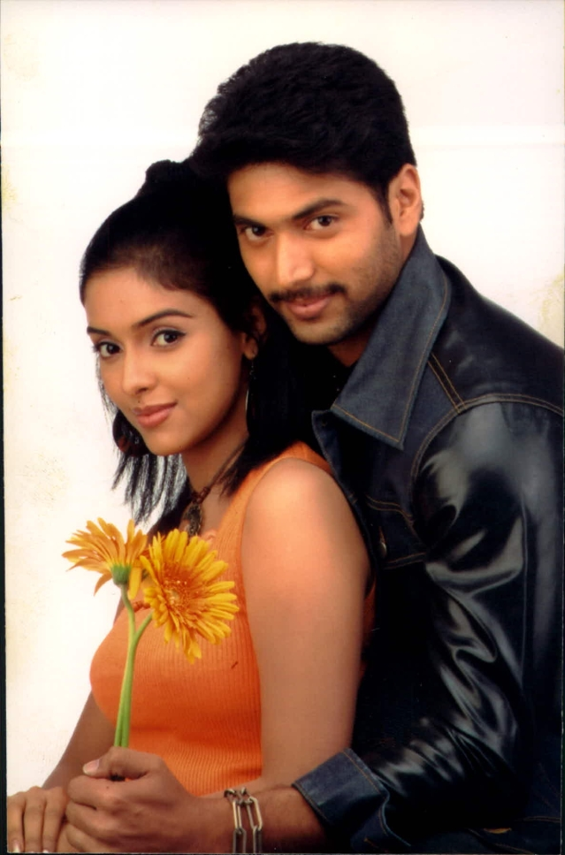 Jayam Ravi and asin