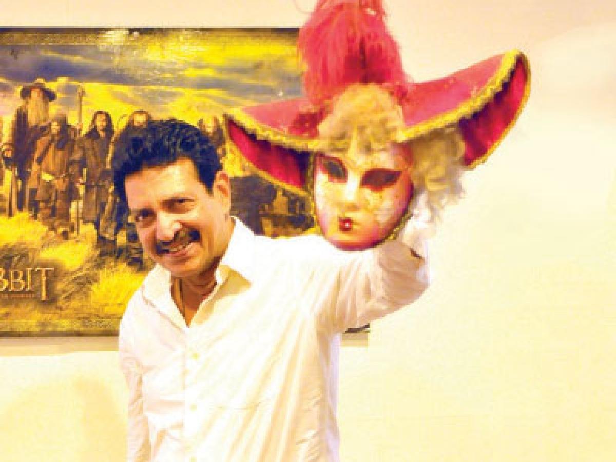 ``என் வாய்ஸ் ஏன் அமிதாப்புக்கு பிடிக்கும்னா...!?'' - `நிழல்கள்' ரவி ஷேரிங்ஸ்