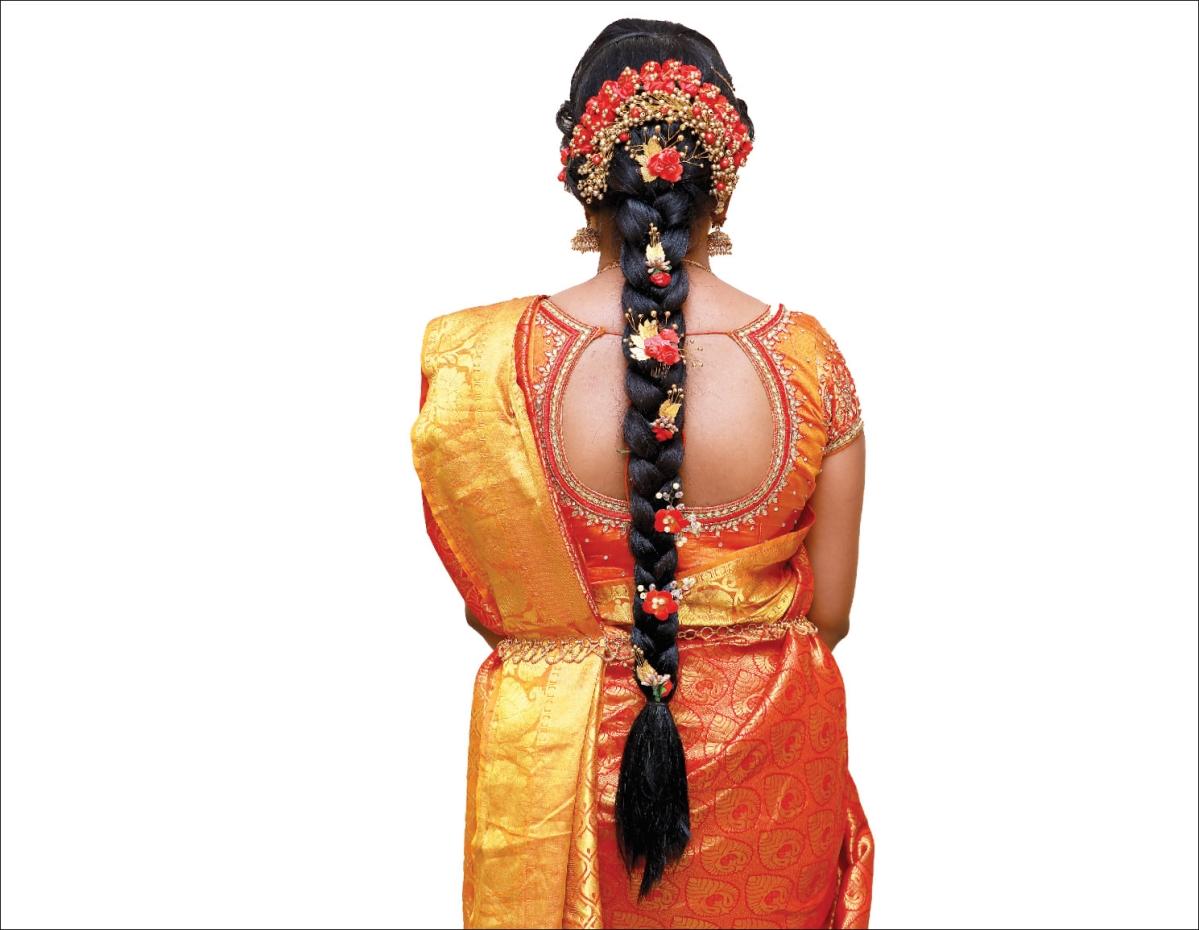 ஹேர் ஸ்டைலிங்