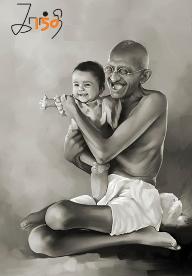 Gandhi150