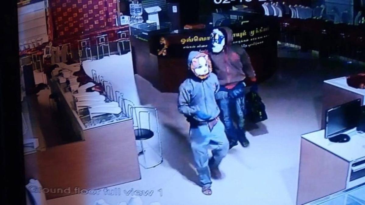 lalitha jewellery theft
