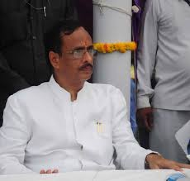 UP Education Minister Dinesh Sharma