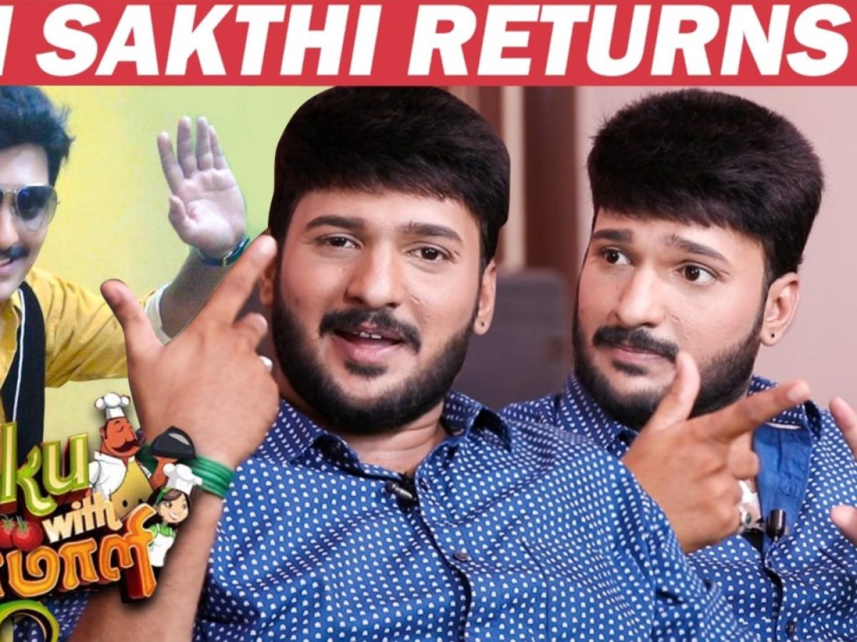 Sai Sakthi Returns - Cooku with Comali!