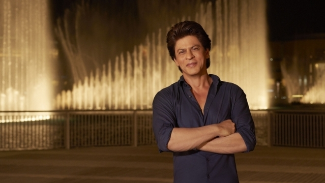 Shah Rukh Khan's interview for Netflix