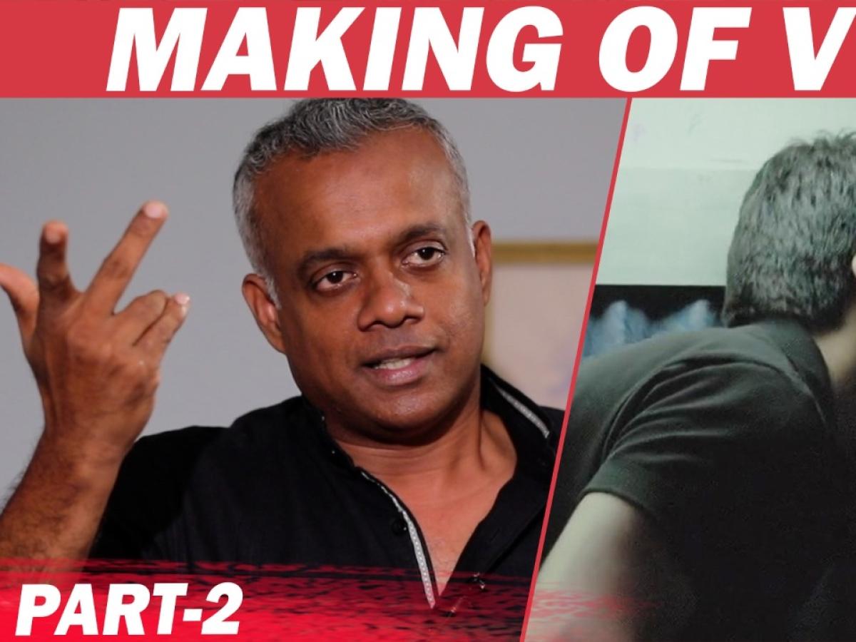 ``நான் இறங்கி அடிக்கப் போயிட்டேன்!'' - கௌதம் மேனன்  Gautam  Interview  VTV