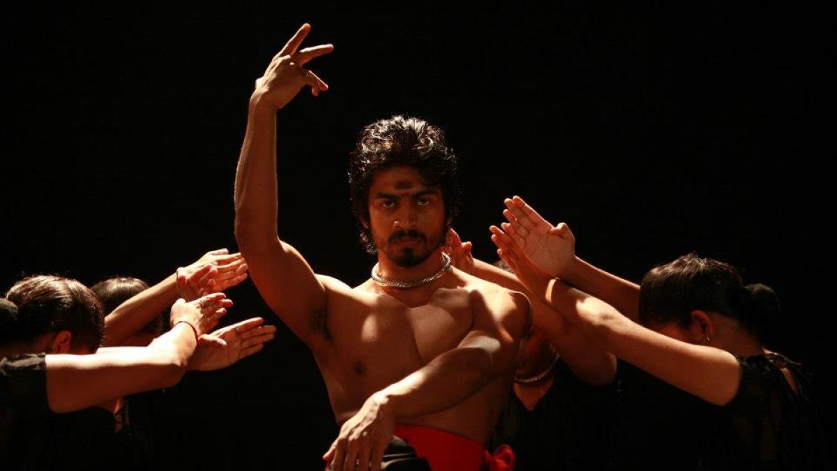 அர்ஜூன் தாஸ்