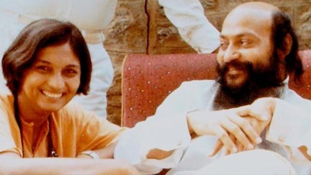 ரஜ்னீஷ் - மா அனந்த் ஷீலா