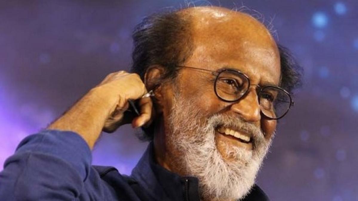 நடிகர் ரஜினிகாந்த்