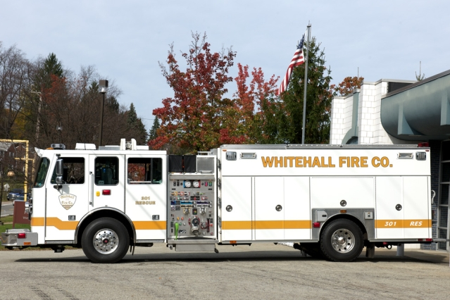 White hall fire department