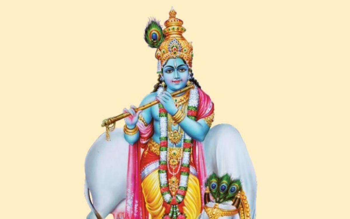 கண்ணனையே தன் அன்பினால் கட்டியவளே, சீக்கிரம் வெளியே வா... கோதையின் திருப்பாவை - 8