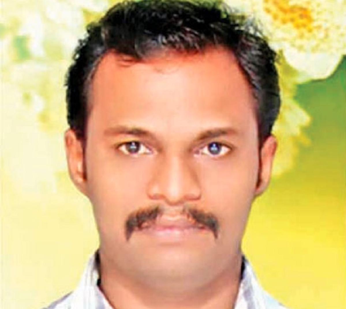 உயிரிழந்த ராஜசேகர்