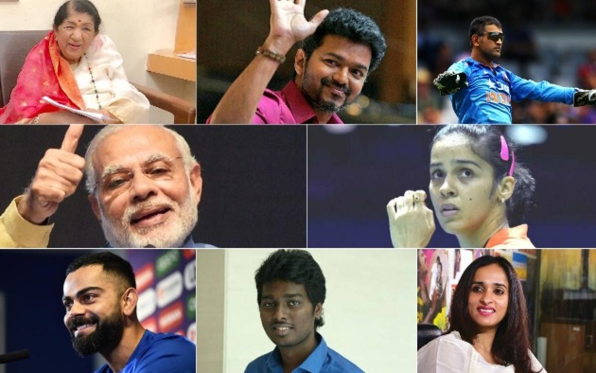 மோடி, விஜய், கோலி, பிகில் - ட்விட்டர் இந்தியாவின் டாப் 10! #ThisHappened2019