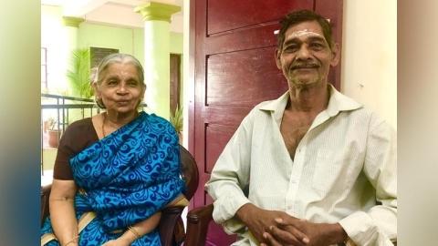 லட்சுமி அம்மாள், கோச்சானியன்