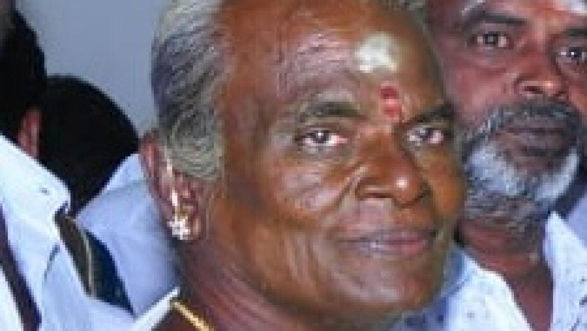 திருநங்கை அழகர்சாமி
