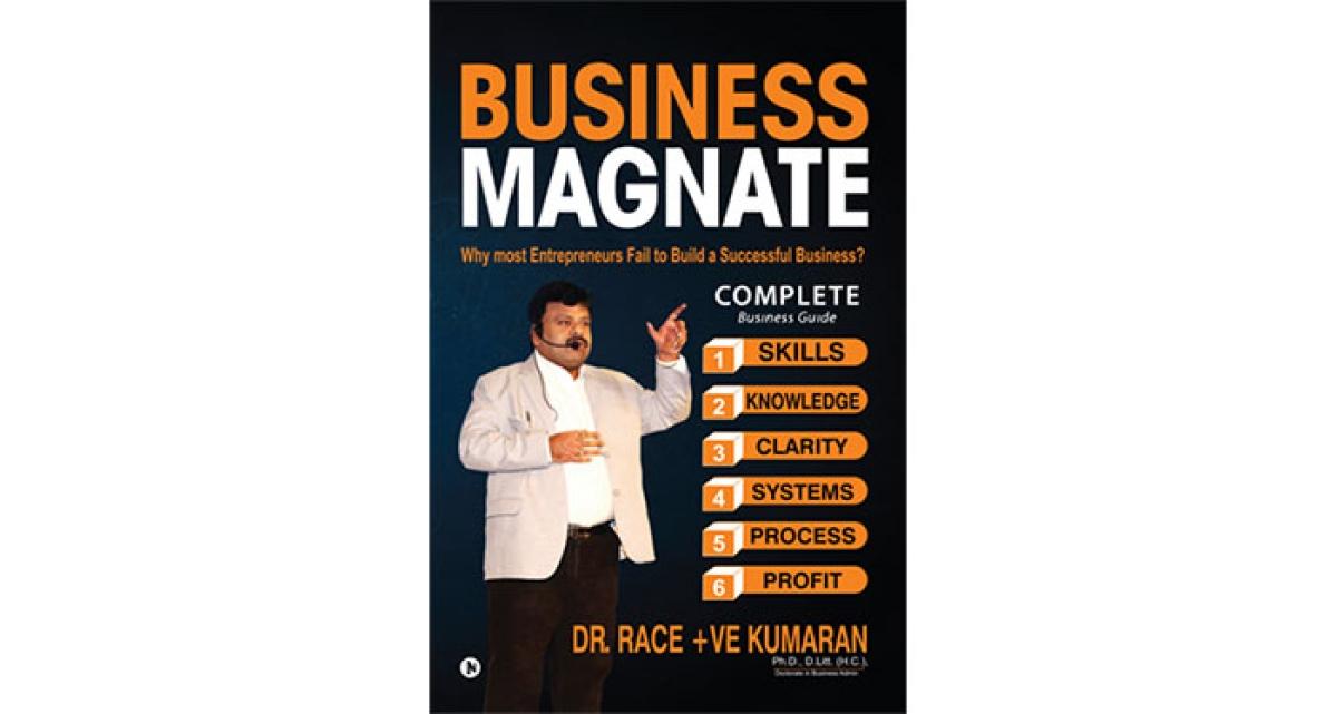 வெற்றிப் பாதைக்கான அடித்தளம்! #Business_Magnate