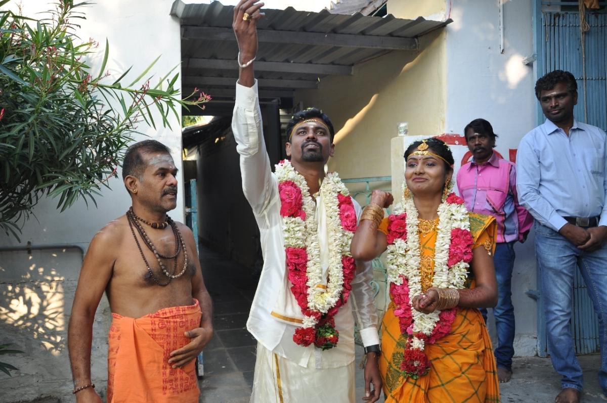 தமிழரசன், ரம்யா திருமணம்
