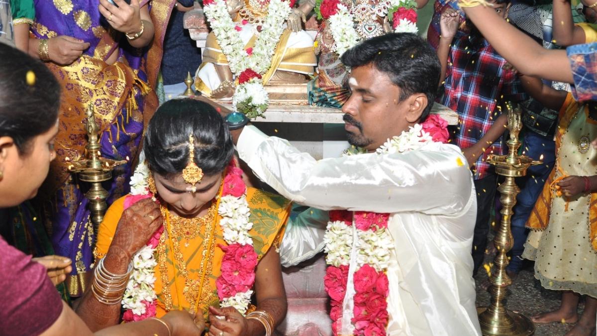 தமிழரசன் - ரம்யா திருமணம்