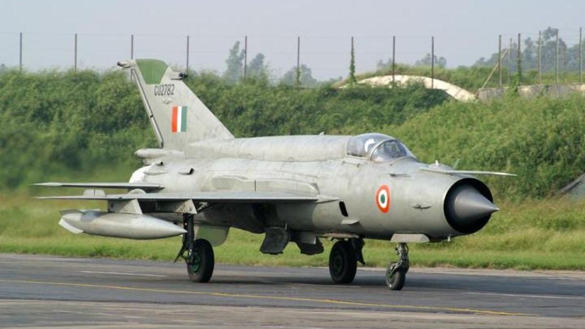IAF Fighter Aircraft