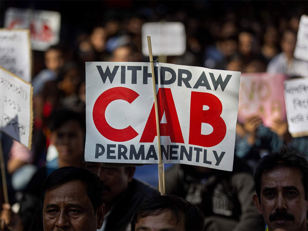 Anti CAA Protests