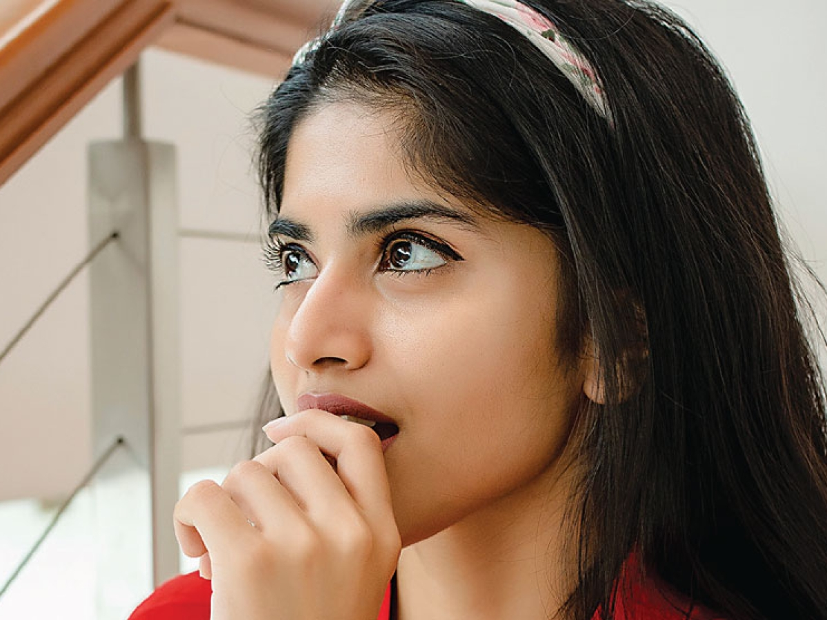 உழைப்பும் உறுதியும் பிடிக்கும்! - நடிகை மேகா ஆகாஷ்