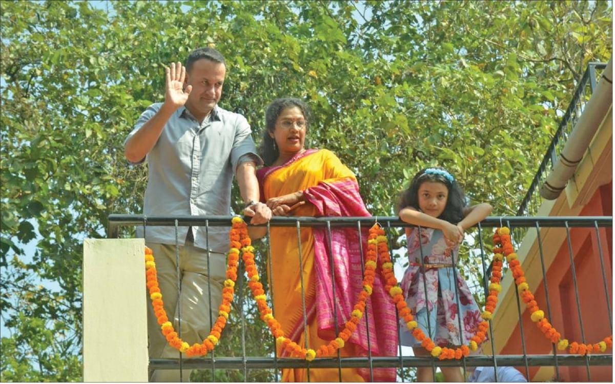 லியோ வரத்கர்