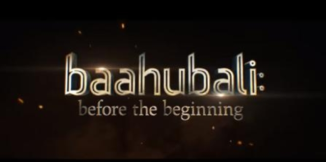 Baahubali- before the beginning: