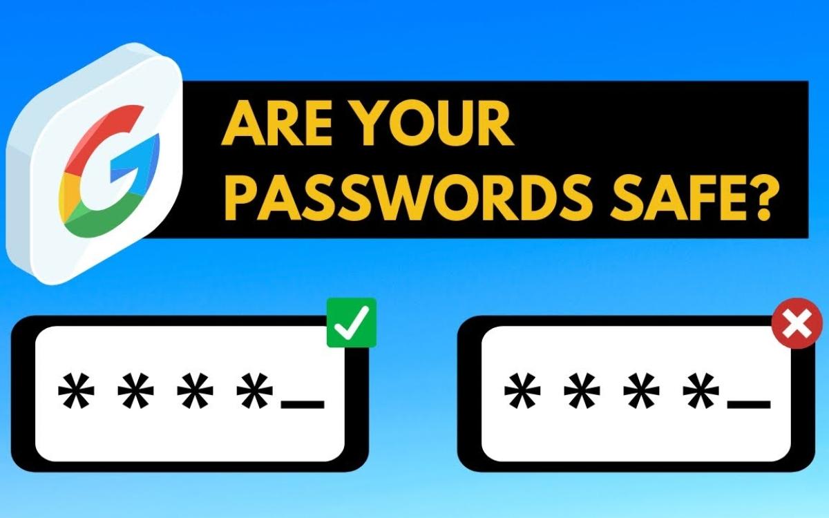 safe password
