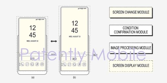 samsung expandable display
