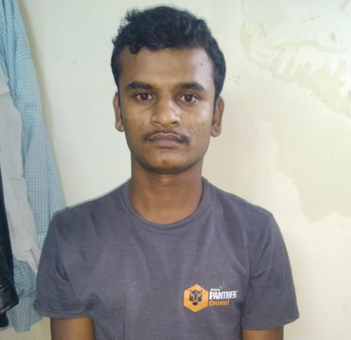 கொலையாளி ரவீந்திரகுமார்
