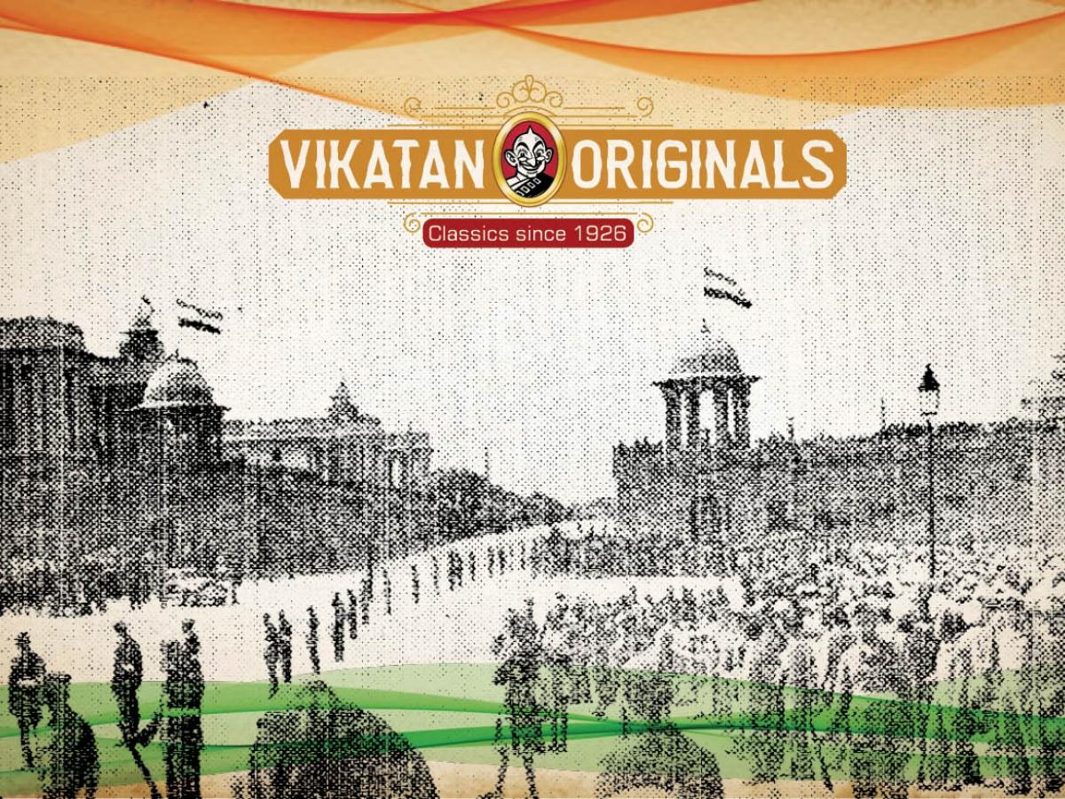 எங்கெங்கும் மூவர்ணக் கொடி, உற்சாக நேரு... முதல் குடியரசு தின விழா! #VikatanOriginals #VikatanClassics