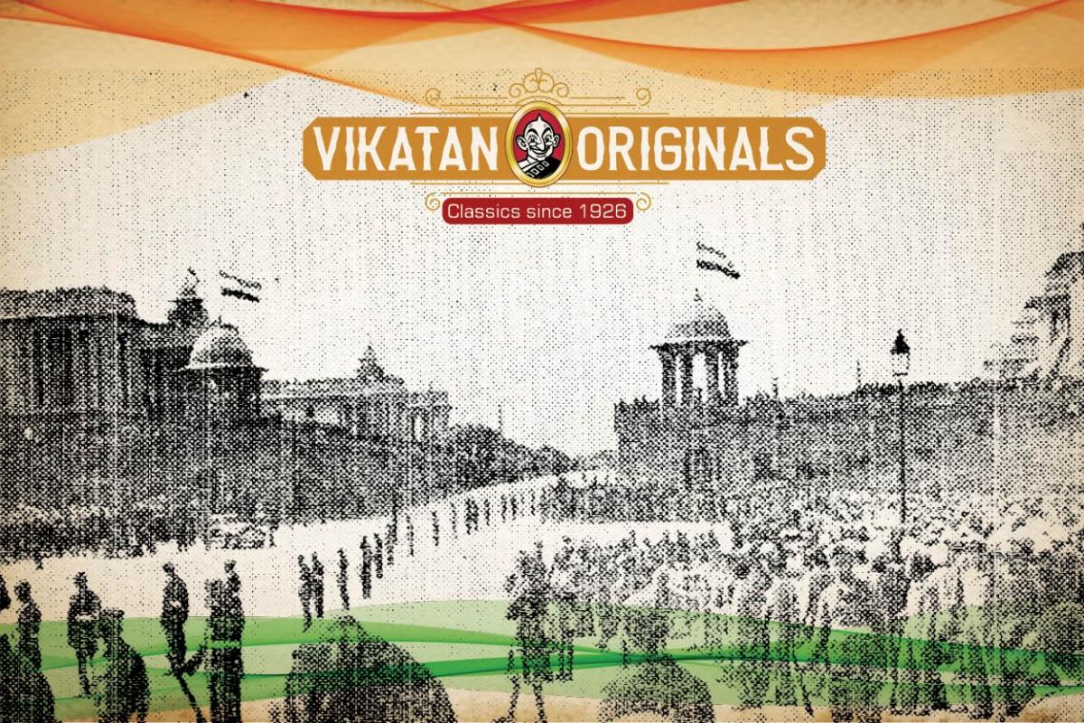 முதல் குடியரசு தின விழா! - #VikatanOriginals
