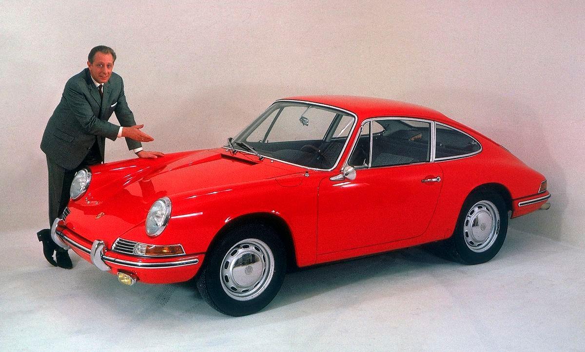 1963 போர்ஷ் 911