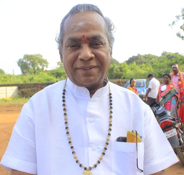 சத்தியவேல் முருகனார்