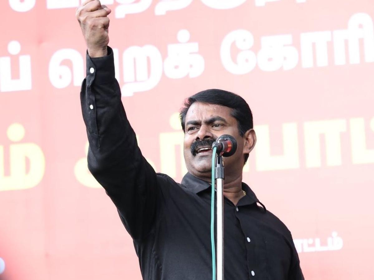 பாடம் கற்றுத் தந்த உள்ளாட்சித் தேர்தல்... பாதையை மாற்றுமா நாம் தமிழர் கட்சி?