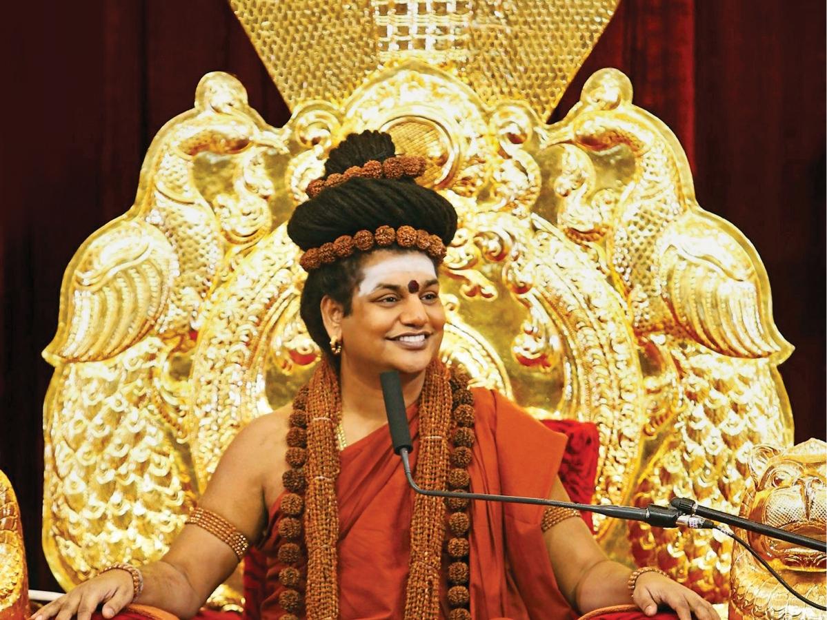 `நித்தியைப் பிடிக்க இன்டர்போல்; ப்ளூ கார்னர் நோட்டீஸ்!'- மத்திய அரசு கிடுக்குப்பிடி #NowAtVikatan