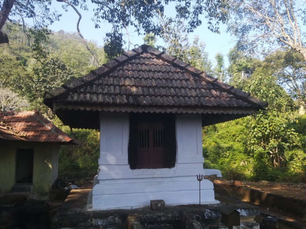 oldest temple