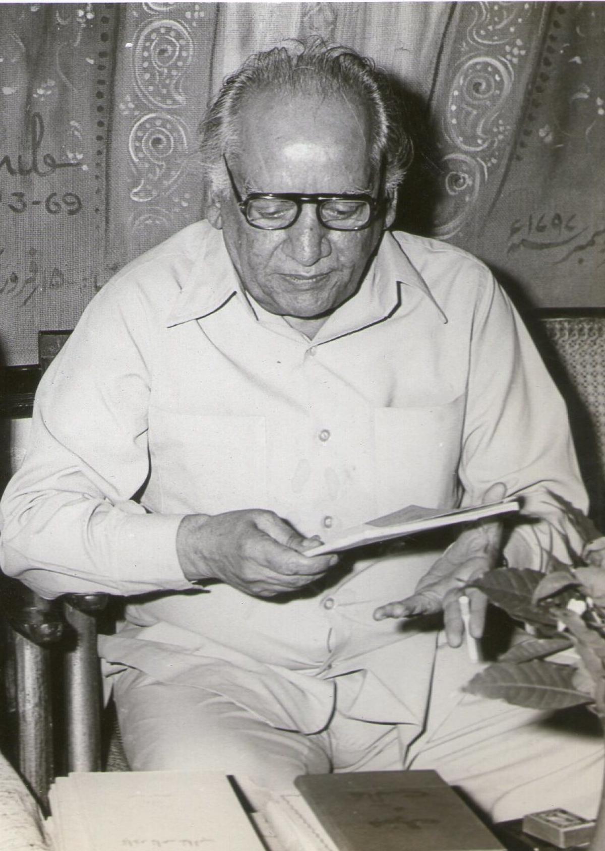 ஃபைஸ் அகமது ஃபைஸ்